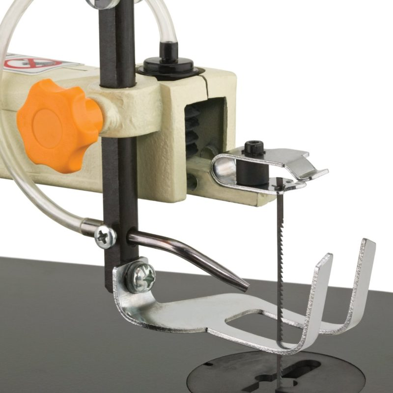 Shop Fox W1713 16 Inch Variable Speed Scroll Saw Review
