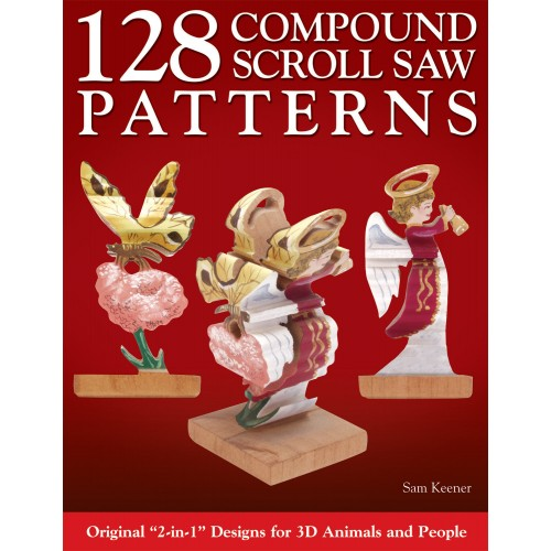 128 Compound Scroll Saw Patterns Pdf
