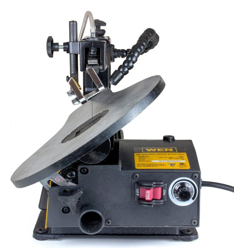 16 inch 3920 wen scroll saw review greentooth Gallery